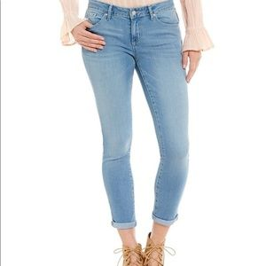 - Jessica Simpson rolled crop skinny jeans 6/28